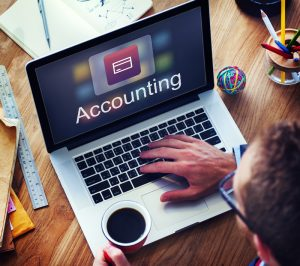 Accounting Software Benefits - Cook and Co - Accountants in Calgary - Featured Image