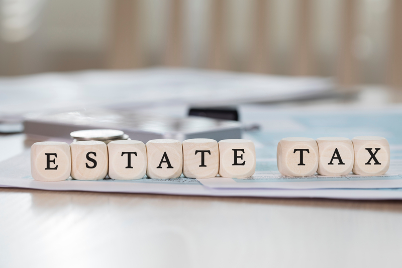 What you Need to Know About Estate Tax - Cook and Co - Accountants - Featured Image