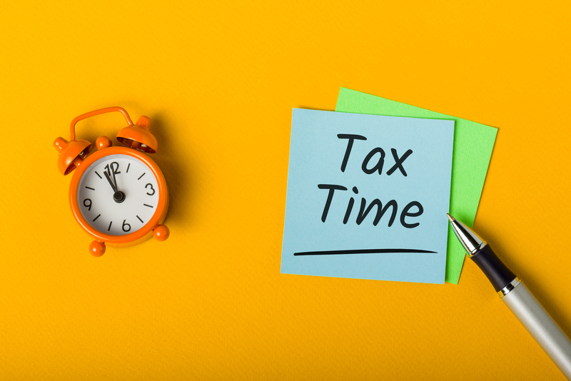 How to Fix a Mistake on a Filed Tax Return - Cook & Co - Professional Accountants - Featured Image